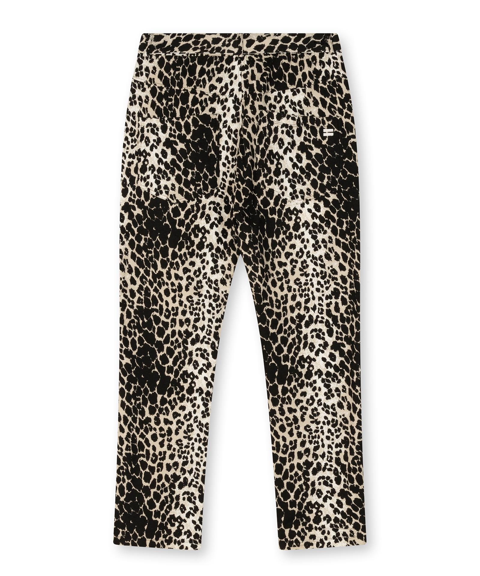 """Hose """"High Waist Jogger Leopard"""""""