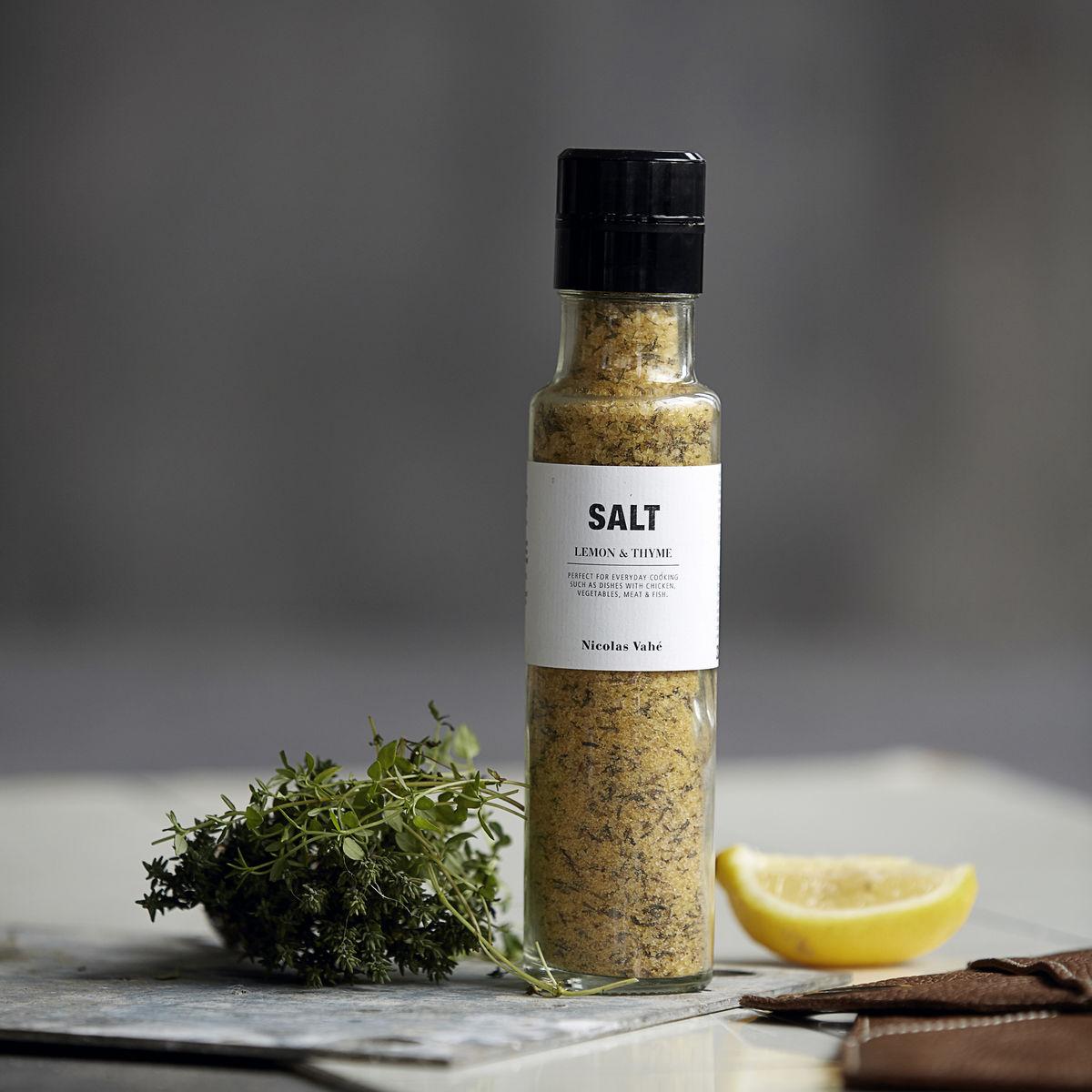 "Salz ""Salz, Lemon & Thyme"""