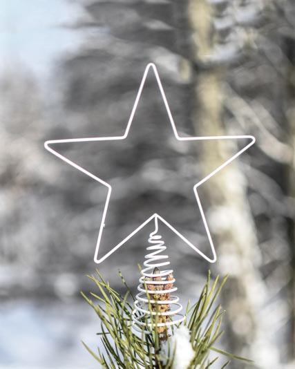 """Weihnachtsbaum Stern """"Starby"""""""