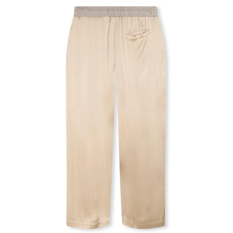 "Jogger ""Wide Pants Satin"""