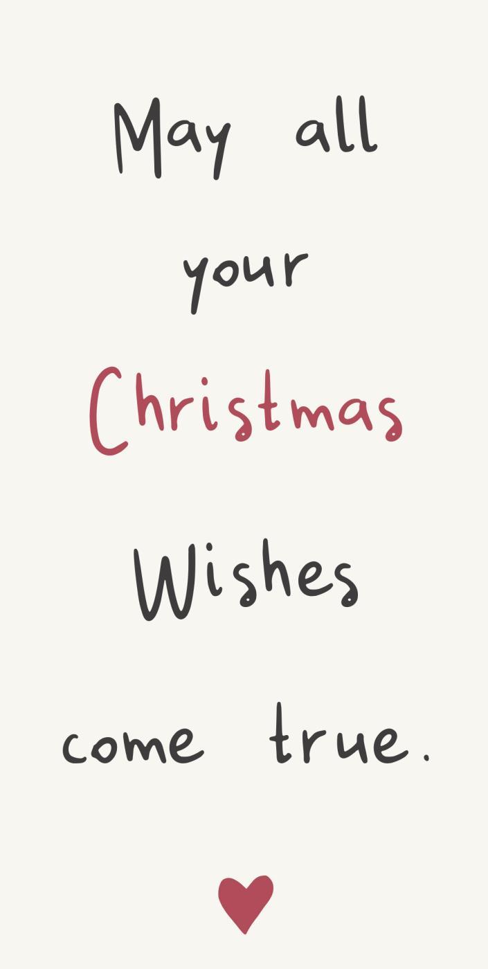 """Weihnachts-Serviette """"Christmas wishes"""""""