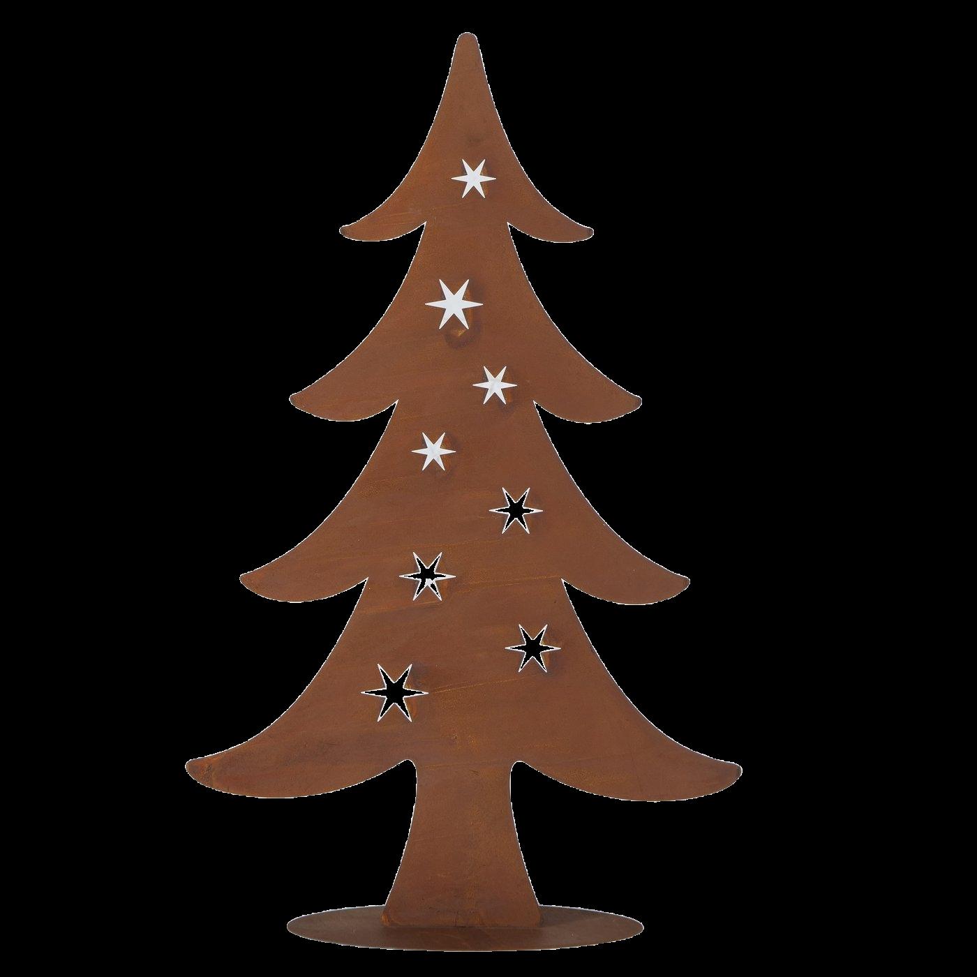 """Weihnachtsbaum """"Rosty"""""""