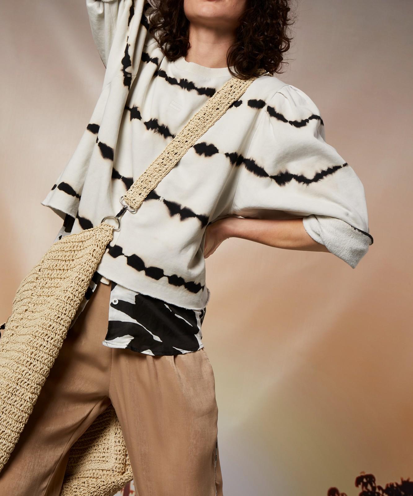 """Pullover """"Butterfly Sweater Tie Dye"""""""