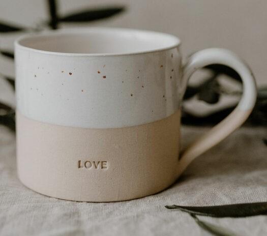 """Tasse """"Love"""""""