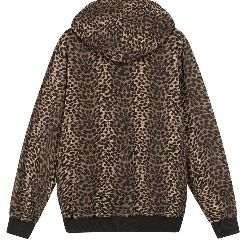 "Pullover ""Hoodie Leopard"""