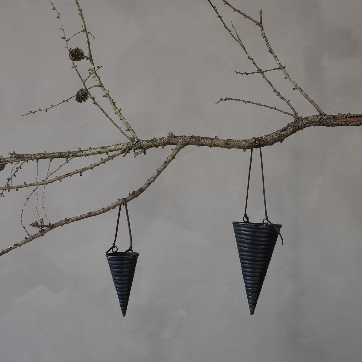 "Ornament ""Inaya Cone"""