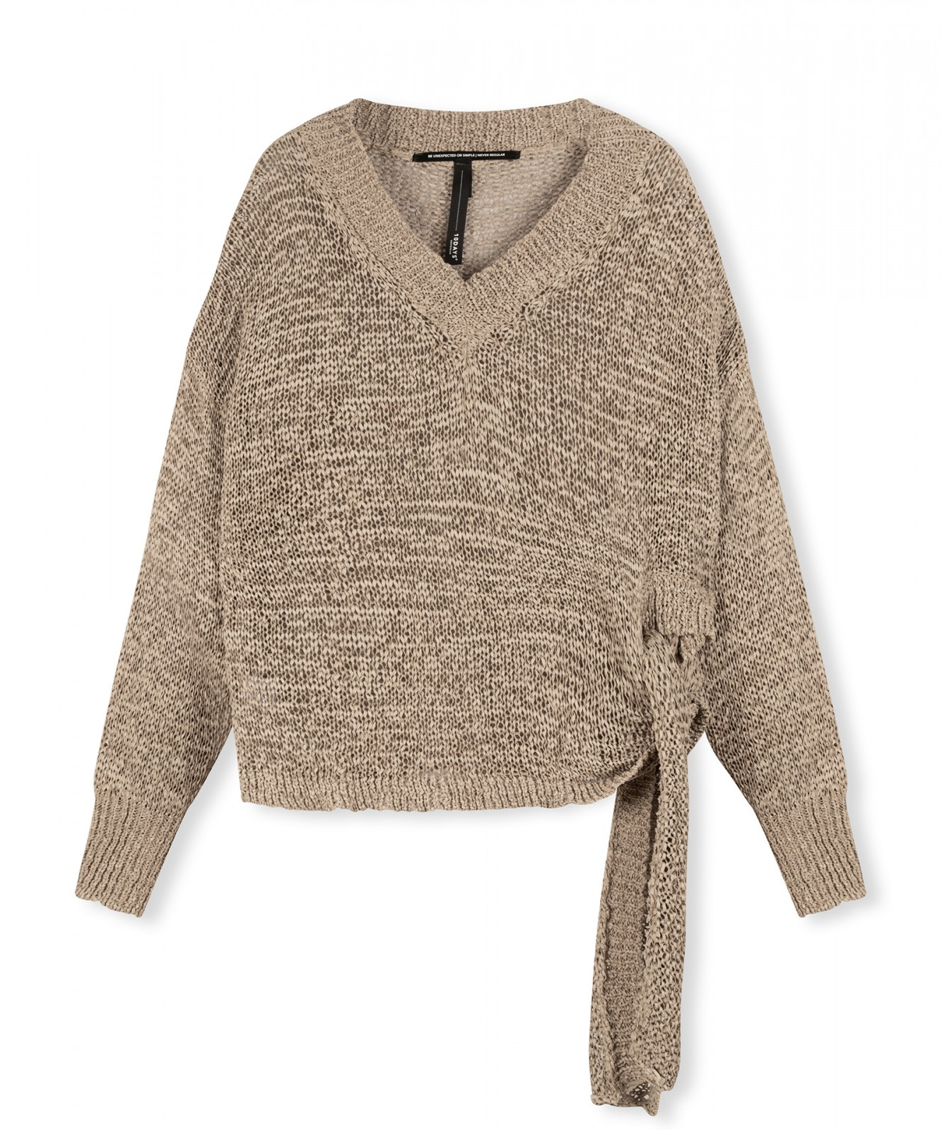 """Pullover """"Knotted Sweater"""""""