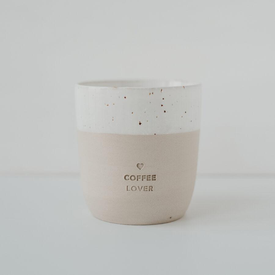 "Becher ""Coffee lover"""
