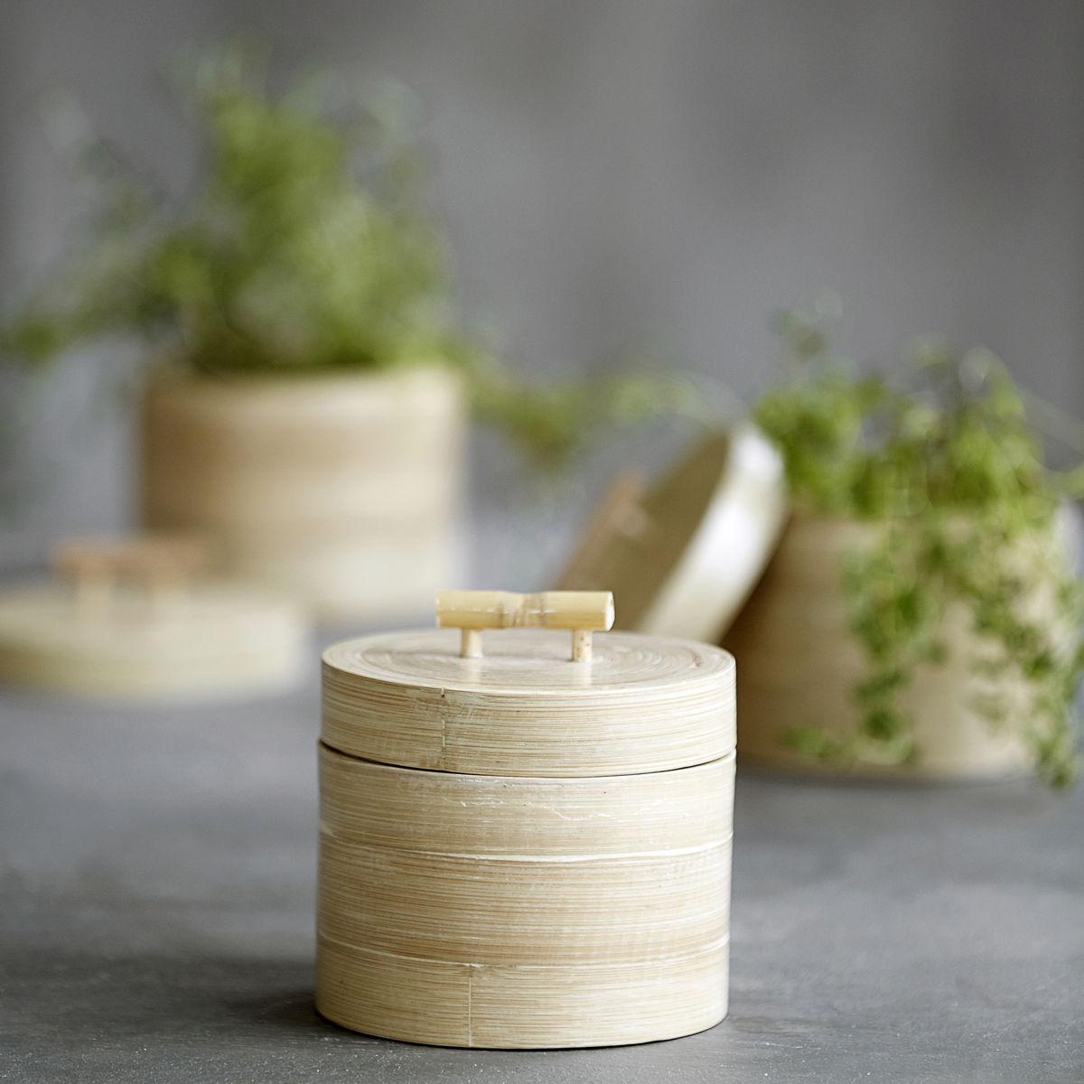 "Aufbewahrungsdose ""Bamboo"""