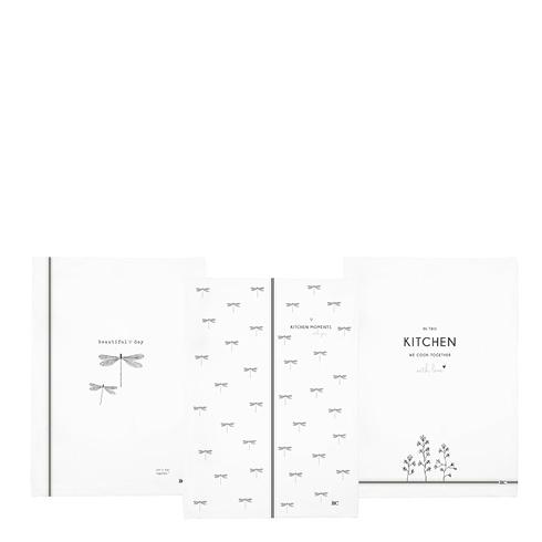 """Küchenhandtuch """"White Kitchen"""""""