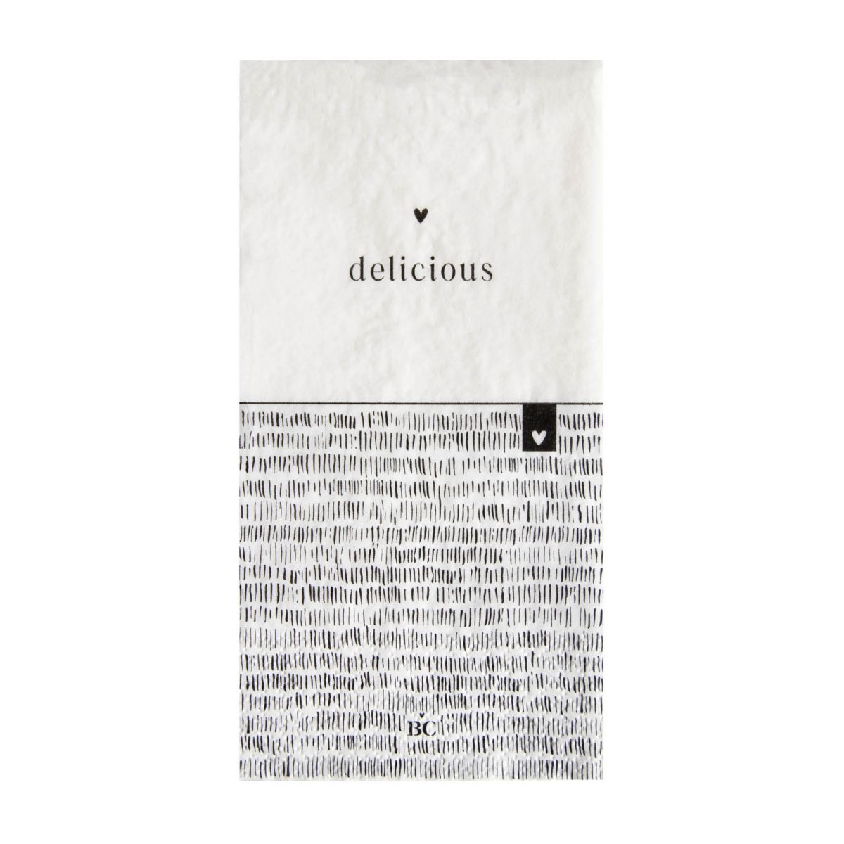 "Serviette ""Delicious"""