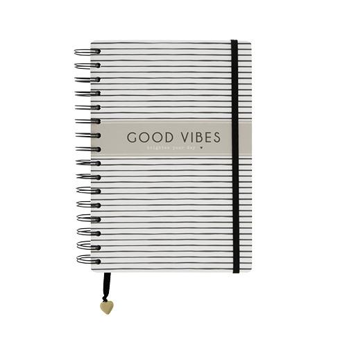"Ringbuch ""Good Vibes"""