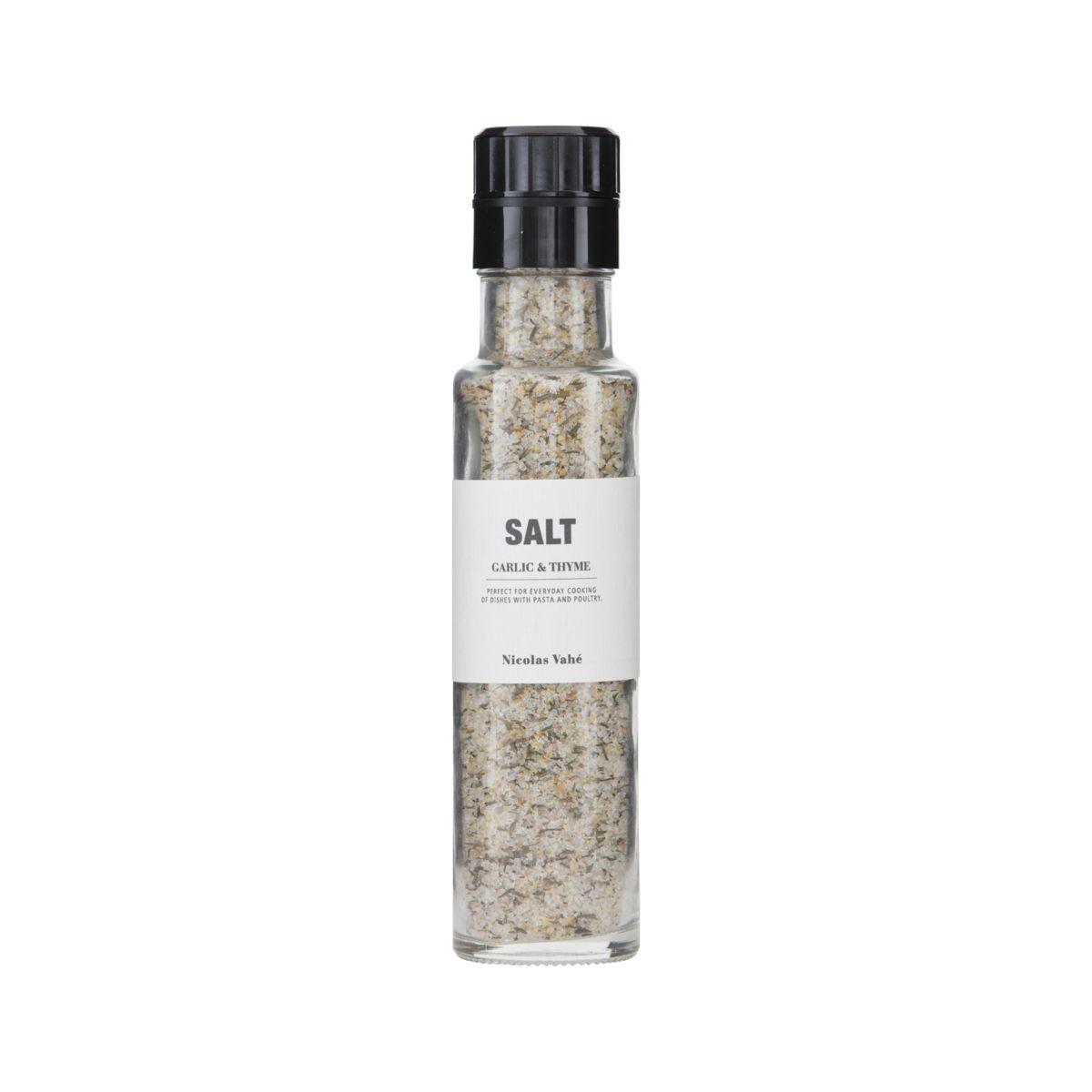 """Salz """"Garlic & Thyme"""""""