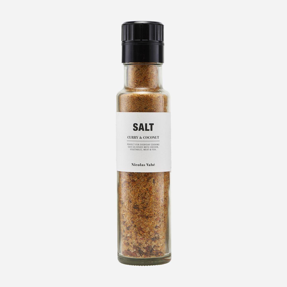 "Salz ""Curry & Coconut"""