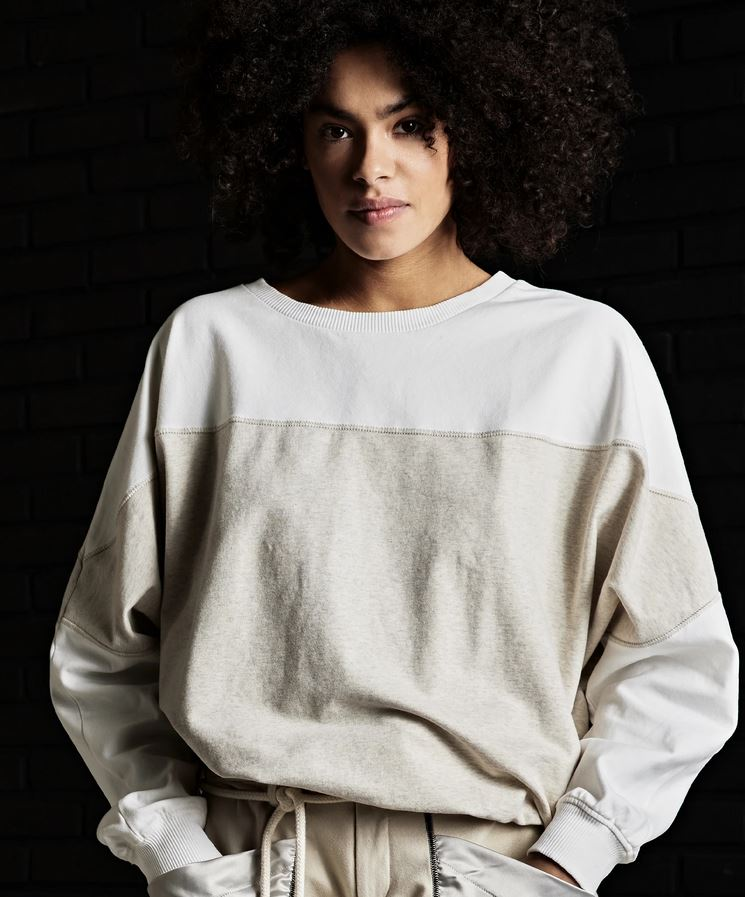 "Pullover ""Baseball Sweater"""