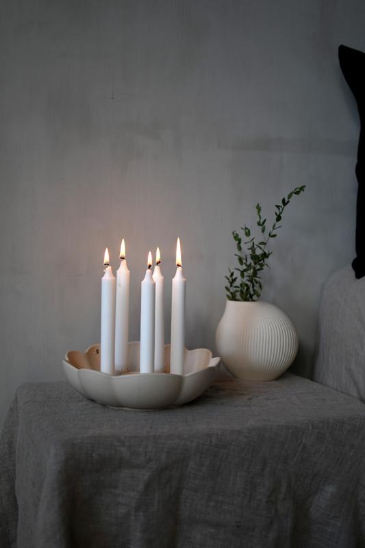 """Kerzenständer """"Karaby Flower"""""""