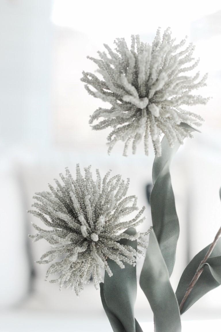 "Kunstblume ""Pompom Flower"""
