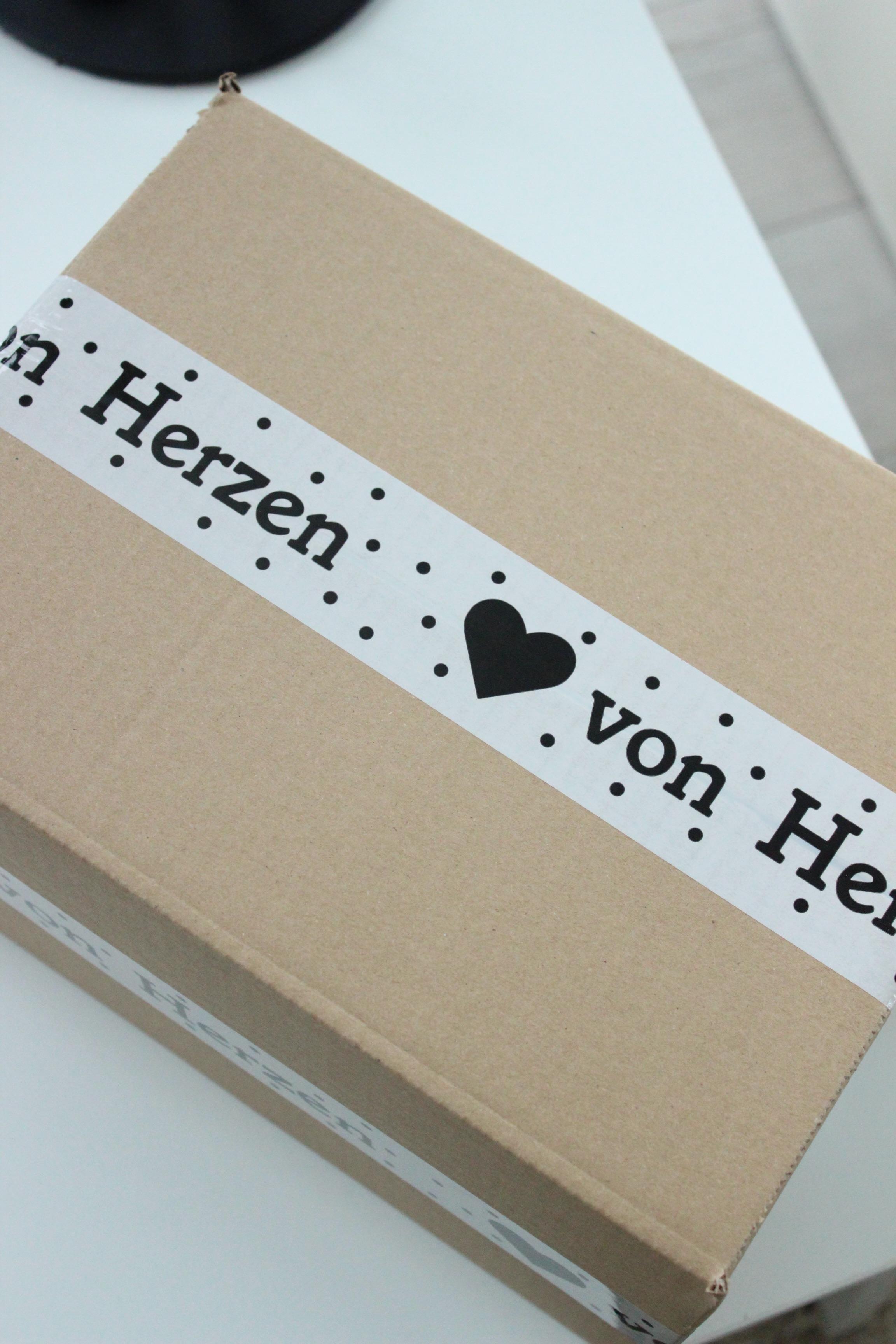 """Klebeband """"Von Herzen"""""""
