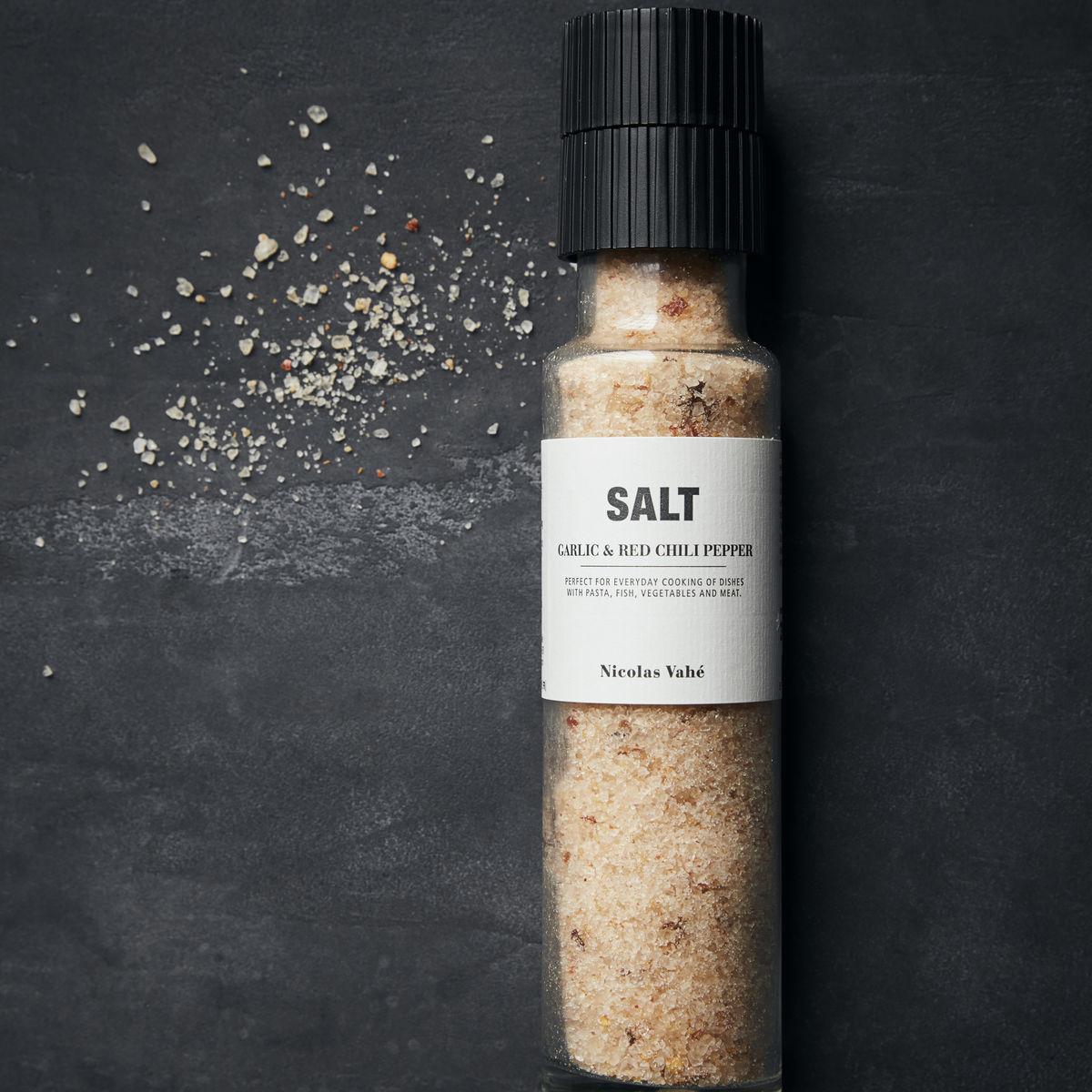 "Salz ""Garlic & Red Chili Pepper"""