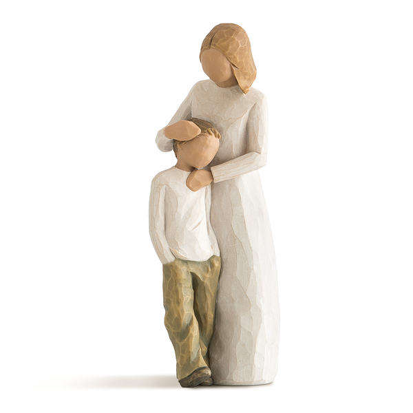 """Figur """"Mother and Son"""""""
