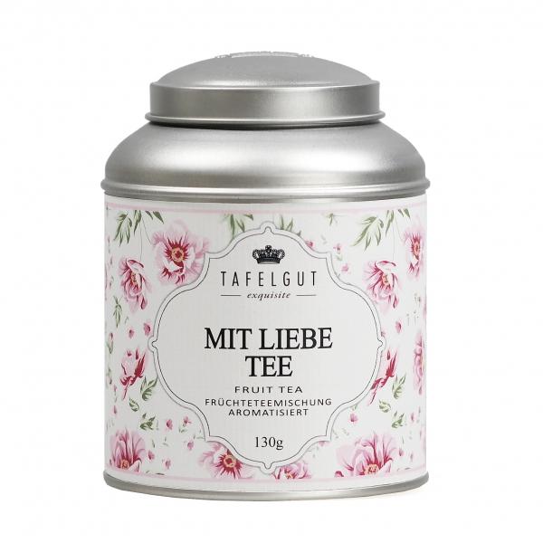 """Minitee """"Mit Liebe"""""""
