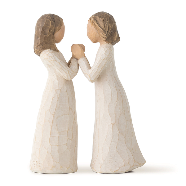 """Figur """"Sisters by Heart"""""""