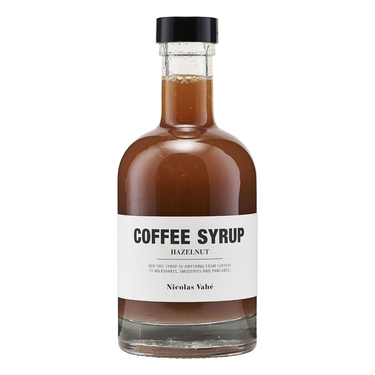 """Kaffeesirup """"Hazelnut"""""""