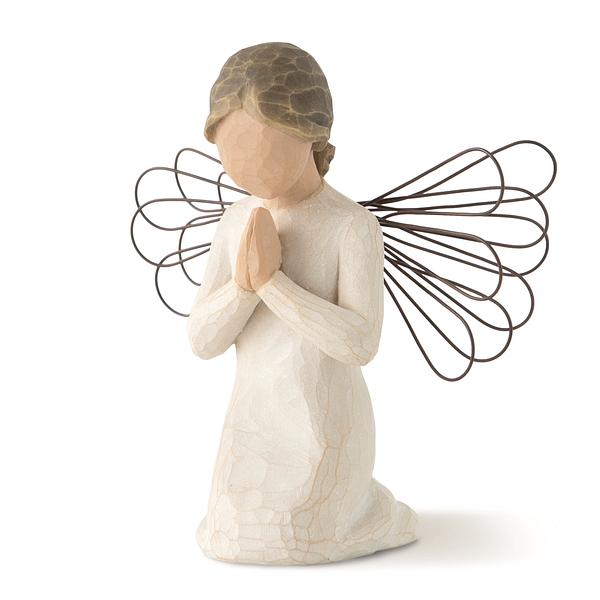 "Figur ""Angel of Prayer"""