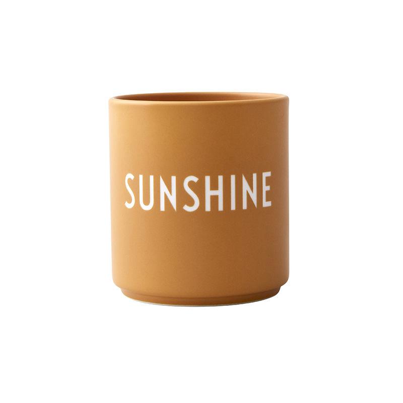 "Becher ""Sunshine"""
