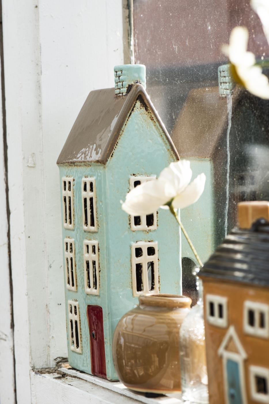 """Lichthaus """"Nyhavn - hohes Haus"""""""