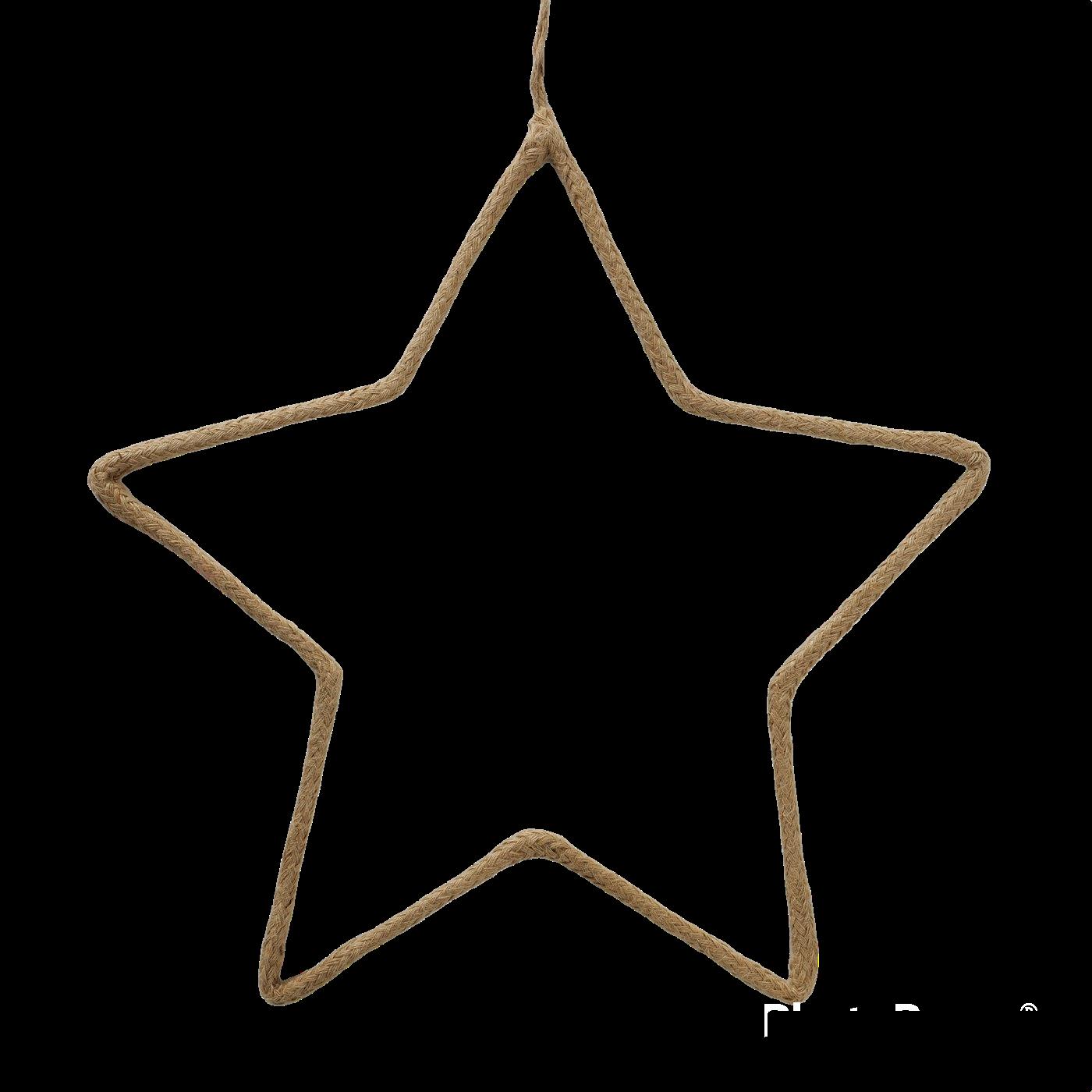 Jute-Stern