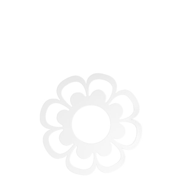 """Kerzenmanschette """"Ljusdala"""" Blume"""